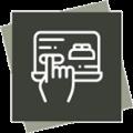 Egyszerű és gyors adminisztrációs felület és jogosultsági rendszer kezelés.